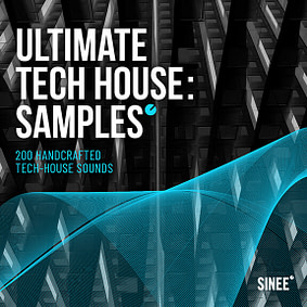 Ultimate Tech House: Samples