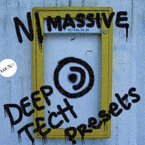 Raw Loops – NI Massive – Deep Tech Presets