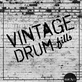 Raw Loops – Vintage Drum Fills