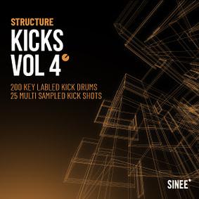 Kicks Vol. 4 – Industrial & Hard Techno Kick Drums