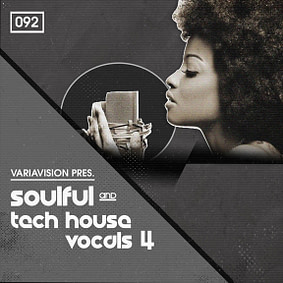 Bingoshakerz – Soulful & Tech House Vocals 4