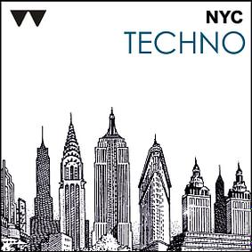 Waveform Recordings – NYC Techno