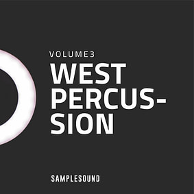 Samplesound – West Percussion Vol. 3