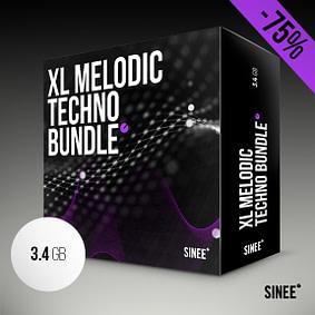 XL Melodic Techno Bundle
