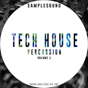 Samplesound – Tech House Percussion Vol. 1