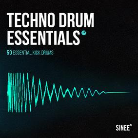 Techno Drum Essentials Kicks