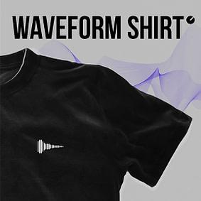 waveform shirt cover