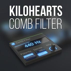 Kilohearts – Comb Filter