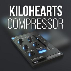 Kilohearts – Compressor