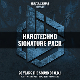 DOHT – Hard Techno Signature Pack by O.B.I.