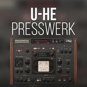 u-he – Presswerk