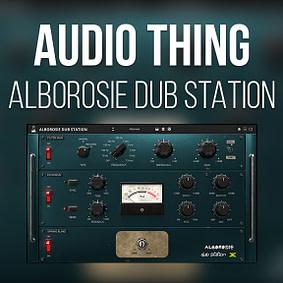 AudioThing – Alborosie Dub Station