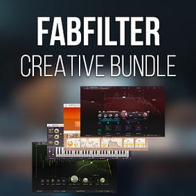 FabFilter – Creative Bundle