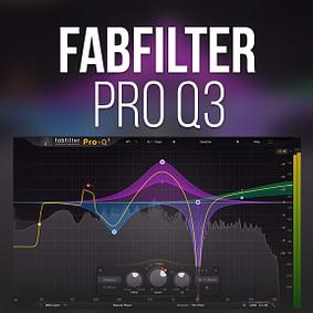 FabFIlter – Pro-Q 3