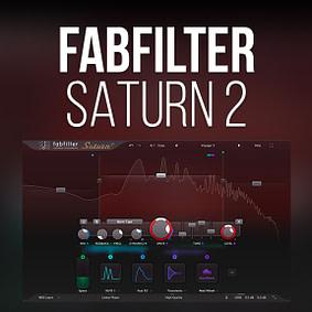 FabFilter – Saturn 2