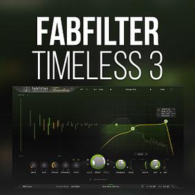 FabFilter – Timeless 3
