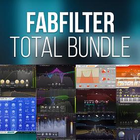 FabFilter – Total Bundle