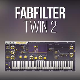 FabFilter – Twin 2