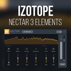 iZotope – Nectar 3 Elements