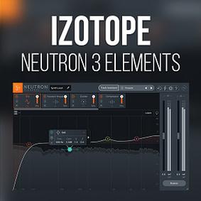 iZotope – Neutron 3 Elements