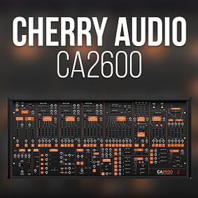 Cherry Audio – CA2600