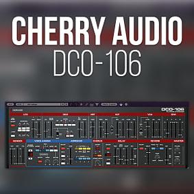 Cherry Audio – DCO-106
