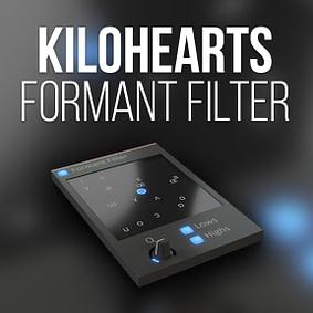 Kilohearts – Formant Filter