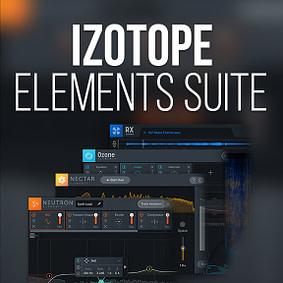 iZotope – Elements Suite