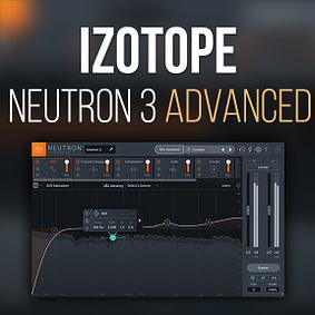 iZotope – Neutron 3 Advanced