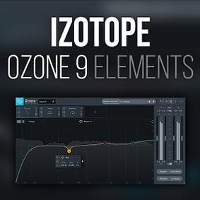 iZotope – Ozone 9 Elements