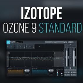 iZotope – Ozone 9 Standard