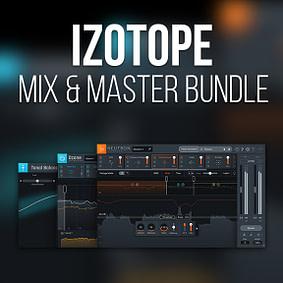 iZotope – Mix & Master Bundle