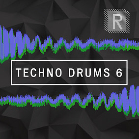 Riemann – Techno Drums 6