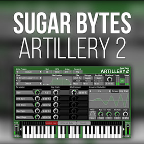 Sugar Bytes – Artillery 2