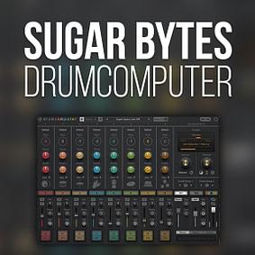 Sugar Bytes – DrumComputer