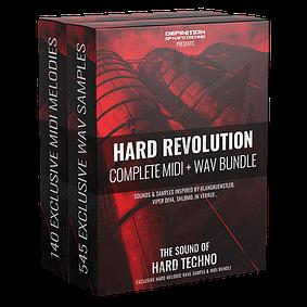 DOHT – Hard Revolution Vol. 1 BUNDLE