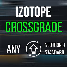 Neutron 3 Standard – Crossgrade von jedem iZotope Plugin