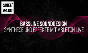 Bassline Sounddesign