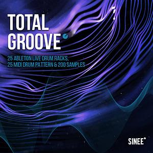 Total Groove Drum Pattern Racks Samples