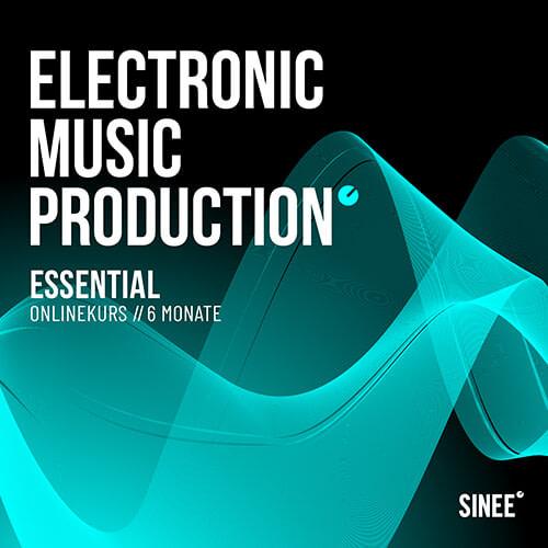Electronic Music Production 1 – Essential (6 Monatskurs)