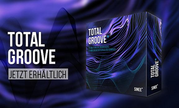 Total Groove Drum Pattern