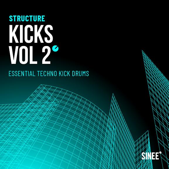 Kicks Vol. 2 - Essential Techno Kick Drums 1