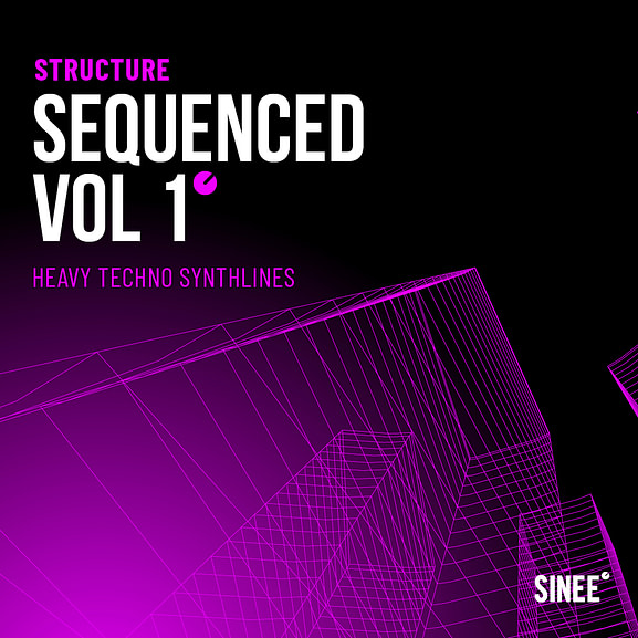Sequenced Vol.1 - Heavy Techno Synthlines 1