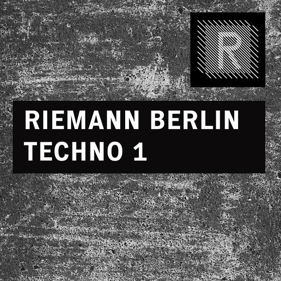 Riemann - Berlin Techno 1 1