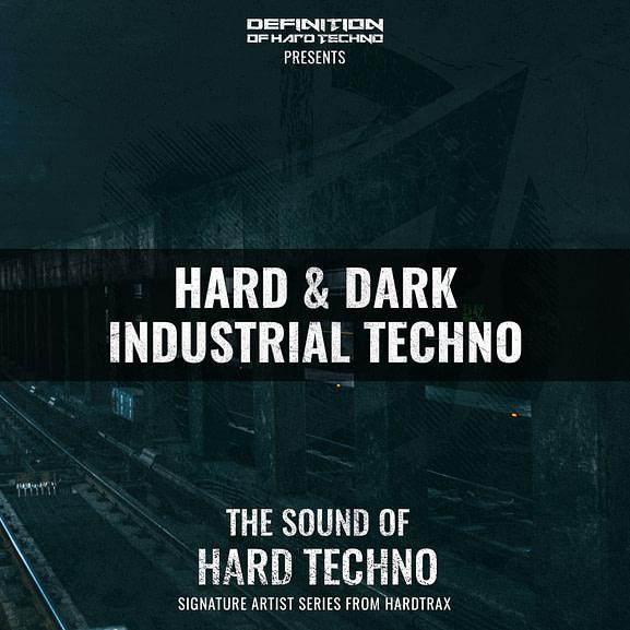 Hard & Dark Industrial Techno by HardtraX 1