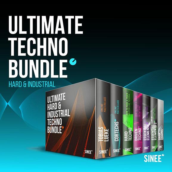Ultimate Hard & Industrial Techno Bundle 1