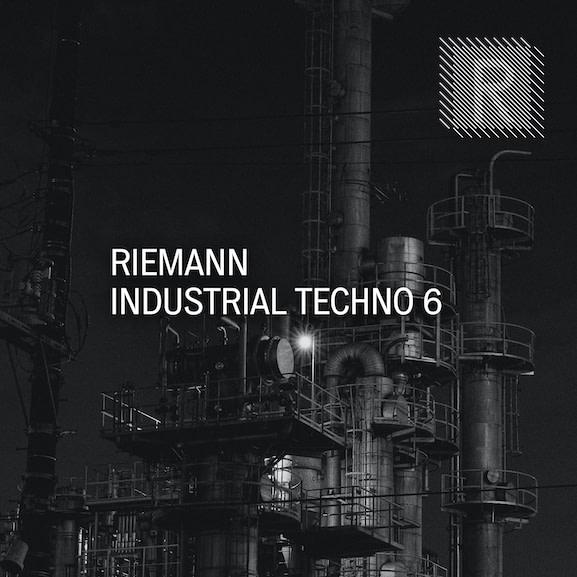 Riemann - Industrial Techno 6 1