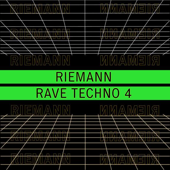 Riemann – Rave Techno 4