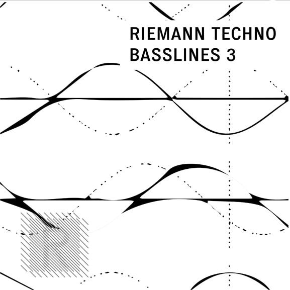 Riemann - Techno Basslines 3 1