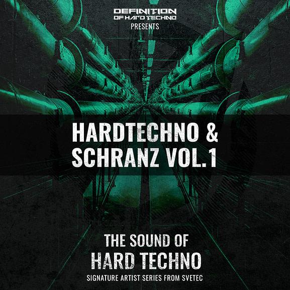 DOHT - HARDTECHNO & SCHRANZ SAMPLE PACK BY SVETEC 1